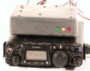 W1GHZ 222 MHz Transverter for the FT-817